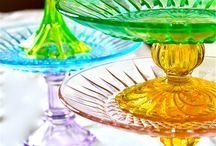 Colored glass / by Erica McLaurin