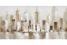Villes abstraite