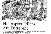 Helicopters, Planes...