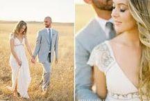 Rustykalne suknie ślubne