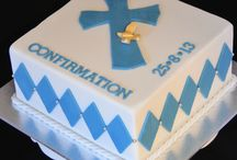 confirmation cakes