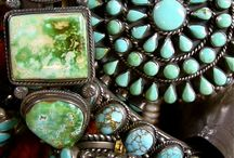 Turquoise / by Allison Ritchey