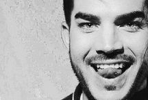A❤️ / My boy Adam Lambert haha