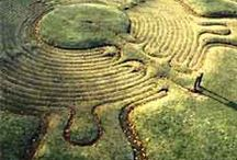 Topiary, Labyrinths and Mazes / by George Harrington