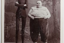 E J Kelty / Vintage Photos Circus