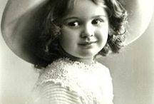 Vintage fotografier