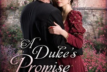 A Duke's Promise / Award-winning writer Jamie Caries concludes her most epic storyline with a wonderful twist in A Duke's Promise, the final Forgotten Castles novel. From the Land of Fire and Ice back to England's shores, Alexandria finds herself the new Duchess of St. Easton. Her husband has promised a wedding trip to take them to the place where her imperiled parents were last seen.—Italy and the marble caves of Carrara—but a powerful Italian duke plots against Alex and her treasure-hunting parents.
