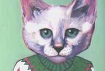 Cats / by CathArine Romero
