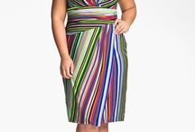 Day or night larger women's fashions / Clothing