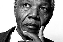 """Images of Nelson Mandela / As former Secretary General of the United Nations and fellow African leader Kofi Annan said of Madiba: """"He remains the single most admired leader in the whole world."""" Mandela's relentless pursuit for a humane, just, equitable, non-racist and non-sexist country symbolizes the vision of irrespective of their political, social and cultural origins, as enshrined in the 1955 Freedom Charter."""