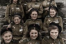 Nők a hadseregnél/Girls in the Army