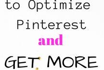 Pinterest / Pinterest tips