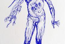 Drawing by Schwan Kamal