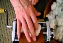 pasta machine cotton ginning