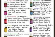 essential oils / by Laura Loftus