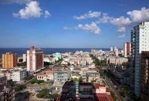 Incredible views of Havana / With Havana before your eyes