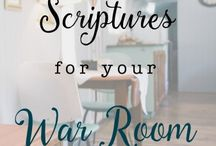 War room scriptures