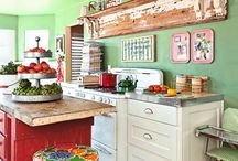 Decor - Kitchens / by Betsy Hoffman