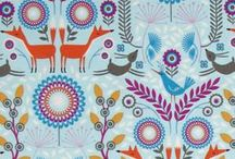 Forest Frolic Fabric