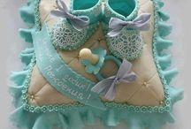 Baby Shower - Tiffany Blue Theme