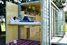 Design e abitazioni alternative / Abitazioni e design particolari