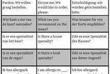 Culture: Helpful translations / Dutch - English - German