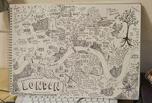 creative maps