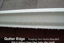 Gutter Edge – Videos / Eliminate Gutter Staining - Get more help and feel better to use