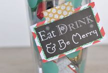 Teacher and Neighbor Gifts for Christmas / Great ideas for giving gifts to teachers and neighbors this Christmas!