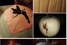 Halloween crafty decoration-y