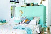 Bedroom, Livingroom