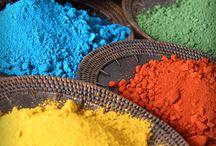 Colors of India / by Arathi Hattiangadi