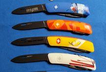 SWIZA swiss knife collections