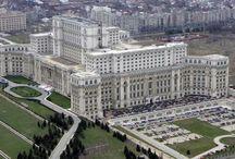 Casa del Popolo / la piu' grande costruzione dopo Pentagon