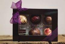 Cocoa Ooze Truffles / Here are some our luxury handmade chocolates available on www.cocoa-ooze.co.uk/chocolate