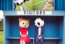 mr & ms panda