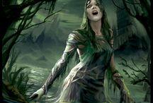 Art | Dark Arts / morbid memento mori