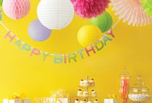Birthday Party / by Sandra Lee