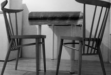 TATRA chairs / Wooden timeless chair from Czechoslovakia. TATRA national furniture company.
