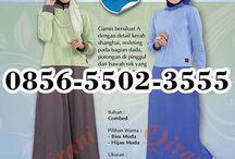 Busana Muslim Qirani / Agen Qirani Hubungi : CS 2 Vina : SMS/Telp: 0856-5502-3555 WhatsApp: +6285655023555 BBM: 5F497666