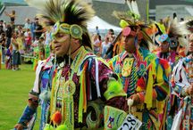 EBCI Annual Powwow / Imagery from the Eastern Band of Cherokee annual powwow