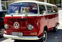 Volkswagen mini van