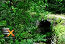 EcoTrack Waterfalls canyon / The ecotrack is new from couple of years and allready is the most famous one in Rhodope. See it's beauty and come visit us.