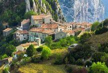 Village de France