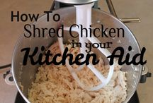 KitchenAid Mixer Recipes!