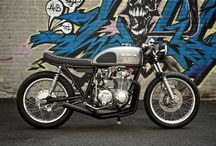 Cafe Racers / by Jim Rathbun