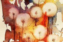 Watercolours - Krzysztof Lozowski