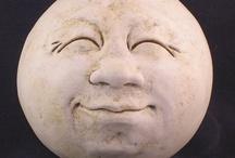 Ceramika księżyc