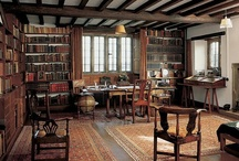Famous Folks' Home Libraries