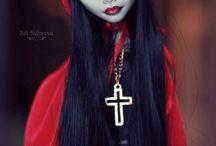 Красивые образы кукол